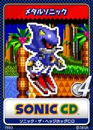 Sonic CD karta 12