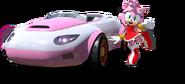 Team Sonic Racing Amy
