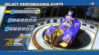 Blaze Legendary Purring Engine Front
