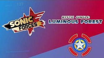Luminous Forest - Sonic Forces