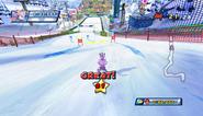 Mario Sonic Olympic Winter Games Gameplay 017