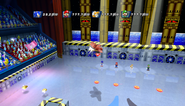 Mario Sonic Olympic Winter Games Gameplay 371