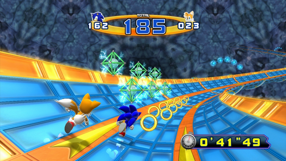 Special Stage (Sonic the Hedgehog 4: Episode II) | Sonic