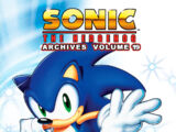 Archie Sonic Archives Volume 19