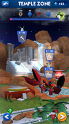 Sonic Dash Temple Zone ruined