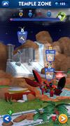 Sonic Dash Temple Zone ruined