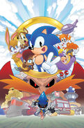 Sonic Legacy 2 raw cover