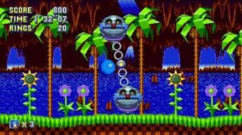 Sonic Mania Boss 1 - Mini Death Eggs
