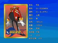 Sonic X karta 7
