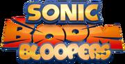 Sonic boom bloopers logo see description by fixerschannel-dan8xf8