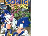 Archie Sonic the Hedgehog Issue 34