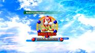Knuckles SADX startup