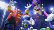 Mario & Sonic at the Olympic Winter Games - Opening - Screenshot 42