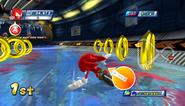 Mario Sonic Olympic Winter Games Gameplay 264