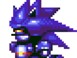Mecha Sonic (Sky Sanctuary Zone)