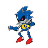 Metal Sonic v2.0 SU