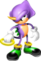 Nuckles' Chaotix