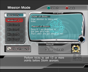 Riders Mission Mode 1