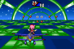 SonicAdvance3 GBA SpecialStage4