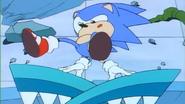 Sonic CD ending 09