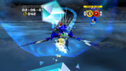 Sonic Heroes - Light Speed Attack 2