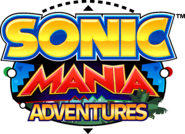 Sonic Mania Adventures Logo 1521196426