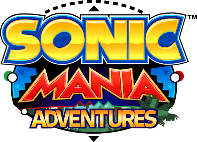 Image result for sonic mania adventures logo