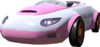 TSR Pink Cabriolet