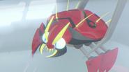 Fleabot close up