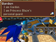 Gardon meets Sonic v2