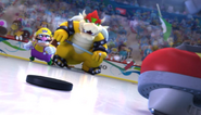 Mario Sonic Olympic Winter Games Opening 46