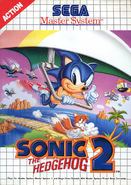 Sonic 2 8 bit MS EU
