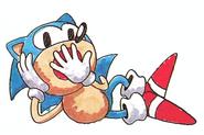 Sonic 91 art 24