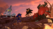 Sonic Forces E3 trailer 6