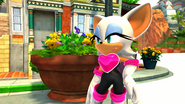Sonic Generations Rouge 5
