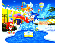 Sonic Screen Saver 41