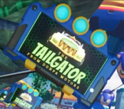 Team Sonic Racing - The Tailgator