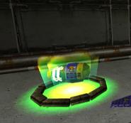 Laser Blaster Tails