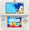 N3DS Theme Sonic