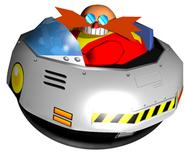 SonicR EggmanEggMobile
