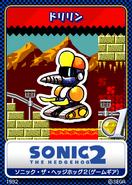 Sonic 2 8bit karta 2