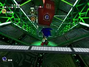 Sonic Adventure 2 Shield Hunter (Red 01)