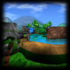 Sonic R credits Resort Island