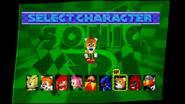 Sonic R select 7
