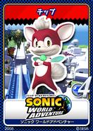 Sonic Unleashed karta 12