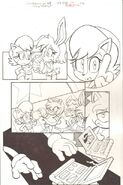Sonic the Hedgehog -256 pg 14