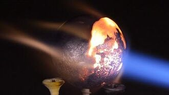 Super Heated Metal Ball