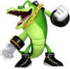 Vector the Crocodile 2013