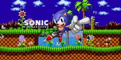 Концовка Sonic the Hedgehog