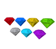 Chaos Emeralds Sonic Rush Adventure